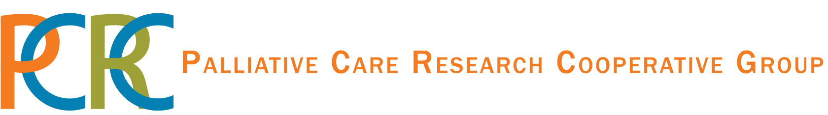 Palliative Care Research Cooperative QDR-EOLPC  logo